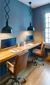 office in the home. Natural Light And A View Are Two Requirements That Make Great Office. A  Can Be Into The Room Or Out Window. The Change In Distance Is Important Office Home