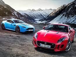 Jaguar F Type R Coupe Or Aston Martin V12 Vantage S Astonmartin Jaguar Jaguar F Type Aston Martin V12 Aston Martin