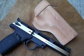 custom leather holster for semi autos browning buckmark or s w 22a 1 see list below