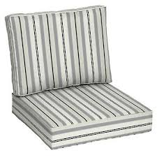 outdoor deep seat cushion set with