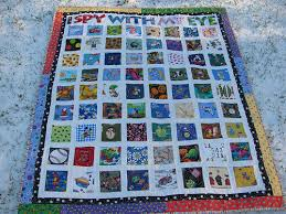 I Spy Quilt Ideas (for the 3x6 Bee) - a gallery on Flickr & I Spy with My Eye Adamdwight.com