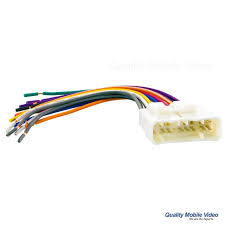 metra 70 7712 receiver wiring harness metra image metra 70 7712 car stereo wire harness for 1995 2004 honda on metra 70 7712 receiver