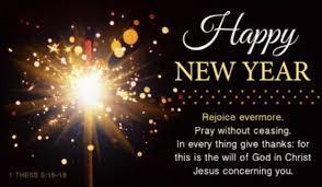 Happy New Year Kjv Ecard Free New Year Cards Online