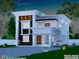 4 bedroom 2060 sq ft arabian style home design