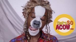 that s so raven cow makeup tutorial