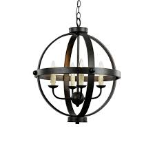 trans globe lighting 70594 rob old world sphere chandelier inspired by candelabras from the middle ages this trans globe lighting 70594 rob old world