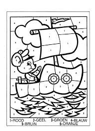 Rekenen Tafels Groep 4 413529 Kinderen Kleurplaat Rekenen Werkblad