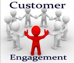 Customer's engagement