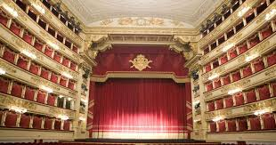 La Scala Seating Chart Teatro Alla Scala Package E C Ho Starhotels Official Site