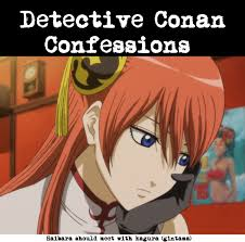 Detective Conan Confessions — Haibara should meet with kagura ...