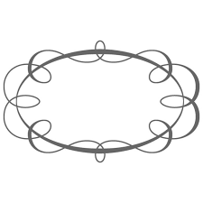 ornament frame craft shape craftcuts com