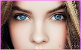 learn how to do makeup for blue eyes natural eye