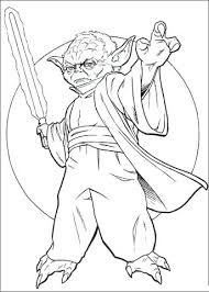 Star Wars Coloring Pages For Preschoolers Star Wars Darth Vader