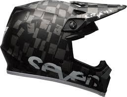 Bell Rogue Solid Helmet Matte Black Lg Bell Mx 9 Seven