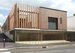 Topos Architecture Mayenne Kindergarten  Inhabitat  Green Design,  Innovation, Architecture, Green Building