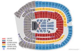 Us Bank Seating Chart Us Bank Seating Chart Taylor Swift Best Picture Of Chart