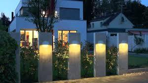 garden lighting design ideas. Recessed Wall Lighting Design Ideas For Creative Outdoor Home Garden H