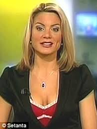 Battered and bruised: Accident prone television presenter Charlotte Jackson was left with a broken nose ... - article-0-03906720000005DC-882_224x297
