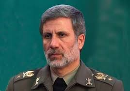 Image result for امیر حاتمی در همایش مدیران ارشد استانی وزارت دفاع