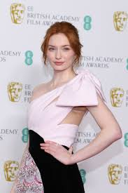 Bafta Award For Best Costume Design Eleanor Tomlinson Looks Stunning In A Blush Pink Gown At The