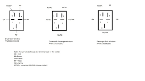 6 pin power window switch wiring diagram wiring diagram and hernes power window wiring diagram for a toggle switch discover