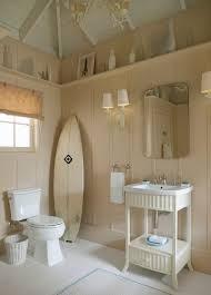 marvelous coastal furniture accessories decorating ideas gallery. Wall Interior Color Decoration Plus Surfing Board Accessories In The Corner And Old Vanity With Drawer Storage Under Mirror Mounted Lamp Ideas Marvelous Coastal Furniture Decorating Gallery