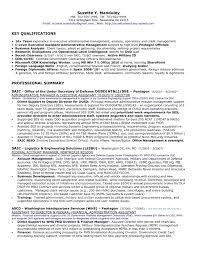 Federal Resume Writing Resume Templates