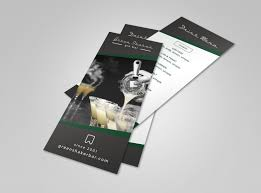 Basic Bar Menu Template | Mycreativeshop