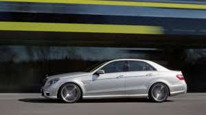 Mercedes-Benz E63 AMG to get twin-turbo V8 | Autoweek
