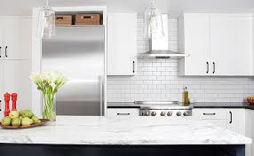 White Subway Tile In Kitchen Lovely On Kitchen Intended Subway Tile  Backsplash 18