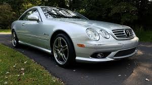 One-Owner 33K-Mile 2005 Mercedes-Benz CL65 AMG for sale on BaT ...