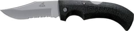 <b>Складной нож Gerber</b> Gator, 1014900, длина лезвия 9,5 см ...