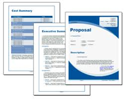 Grant Proposal Template Word