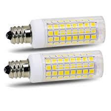 Daylight Candelabra Light Bulbs 2 Pack E12 Led Bulb Candelabra Light Bulbs 8w 100w 850lm Equivalent Ceiling Fan Bulbs Daylight White 6000k Dimmable Led Chandelier Light