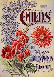 3090 best seeds packets old days images on flower garden catalogs