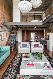 loft apartment furniture ideas. Conheça As Soluções Que Resgataram A Atmosfera Original Do Apartamento Dúplex Loft Apartment Furniture Ideas D