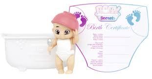 <b>Zapf Creation Кукла BABY</b> Secrets С ванной — купить в интернет ...