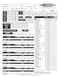 dnd 3 5 character sheet blank dnd character sheet pg1 by seraph colak on deviantart