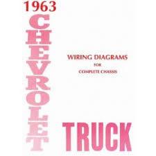 wiring diagrams bob s chevy trucks 1963 chevy truck wiring diagram