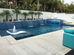 Meridian Custom Pools Swimming Pool Construction Modern And