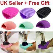 silicone makeup brush cleaner. silicone makeup brush cleaner cleaning cosmetic scrubber mat pad tool uk colours silicone makeup brush cleaner b