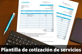Formato Para Cotizacion De Servicios