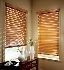 louvered blinds