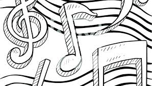 Musical Coloring Pages For Musical Themed Colouring Pages For Kids