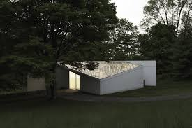 Philip Johnson, Lane Coder · Glass House Sculpture Gallery · Divisare