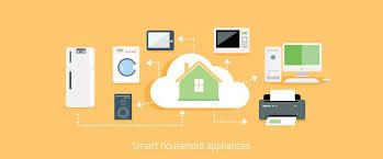 volgorde van huishoudelijke apparaten