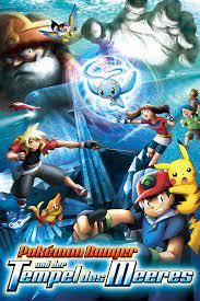 Pokémon 9 – Pokémon Ranger und der Tempel des Meeres | Nickelodeon Wiki