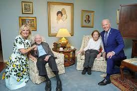 President Jimmy Carter - Home