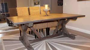 diy extendable dining table new expandable dining room table plans with leaves on expandable