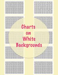 2000 Charts Number Charts 1000 To 2000 Transparent